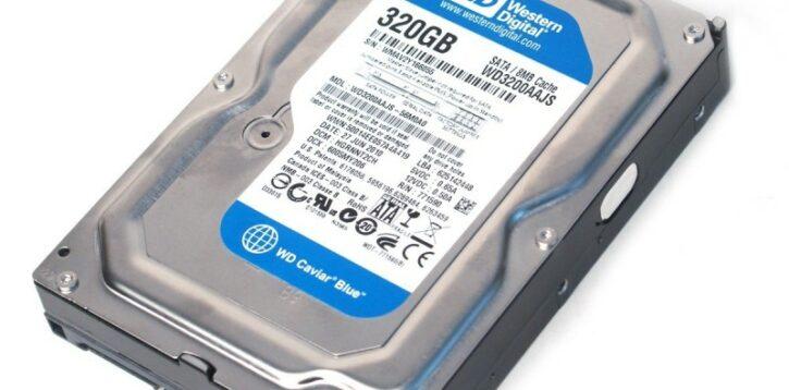 Nouvel Arrivage Disque dur reconditionné 320G / 500G